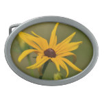 Black Eyed Susan Solitude Belt Buckle