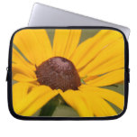 Blooming Black Eyed Susan Laptop Sleeve