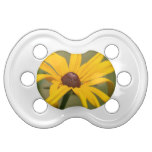 Blooming Black Eyed Susan Pacifier