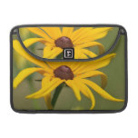 Blooming Black Eyed Susan Sleeve For MacBook Pro