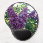 Blooming Lilacs Gel Mouse Pad
