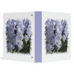 Blue Hyacinth  Binder