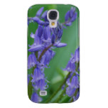 Dew on Bell Flowers Galaxy S4 Case