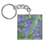 Dew on Bell Flowers Keychain