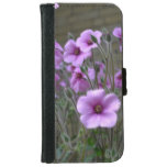 Field of Geraniums iPhone 6/6s Wallet Case