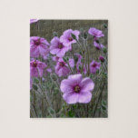 Field of Geraniums Jigsaw Puzzle