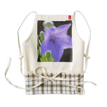 Flowering Balloon Flowers Zazzle HEART Apron