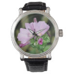 Geranium Flowers Watch