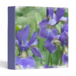 Iris Bulbs Binder