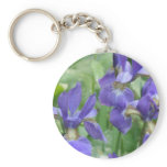 Iris Bulbs Keychain