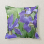 Iris Bulbs Pillow