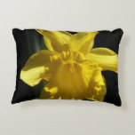 Perfect Daffodil Accent Pillow