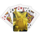 Perfect Daffodil Playing Cards