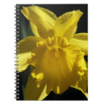 Perfect Daffodil Spiral Notebook
