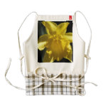 Perfect Daffodil Zazzle HEART Apron