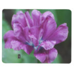 Perfectly Purple Parrot Tulip Journal