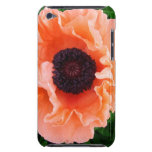 Poppy Flower iTouch Case