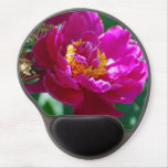 Pretty Peony Gel Mouse Pad