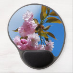 Pretty Pink Cherry Tree Gel Mouse Pad