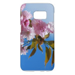 Pretty Pink Cherry Tree Samsung Galaxy S7 Case