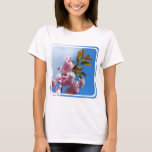 Pretty Pink Cherry Tree T-Shirt