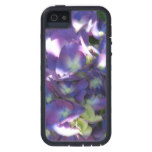 Purple Hydrangea Flowers iPhone SE/5/5s Case