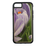 Striped Crocus Carved iPhone 8/7 Case