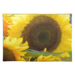 Sunflowers in Bloom Cloth Placemat