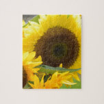 Sunflowers in Bloom Jigsaw Puzzle