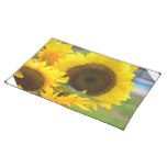 Sunflowers in Bloom Placemat