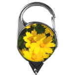 Yellow Coreopsis Badge Holder