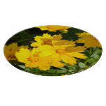 Yellow Coreopsis Cutting Board