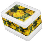 Yellow Coreopsis Drink Cooler