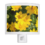 Yellow Coreopsis Night Light