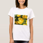 Yellow Coreopsis T-Shirt